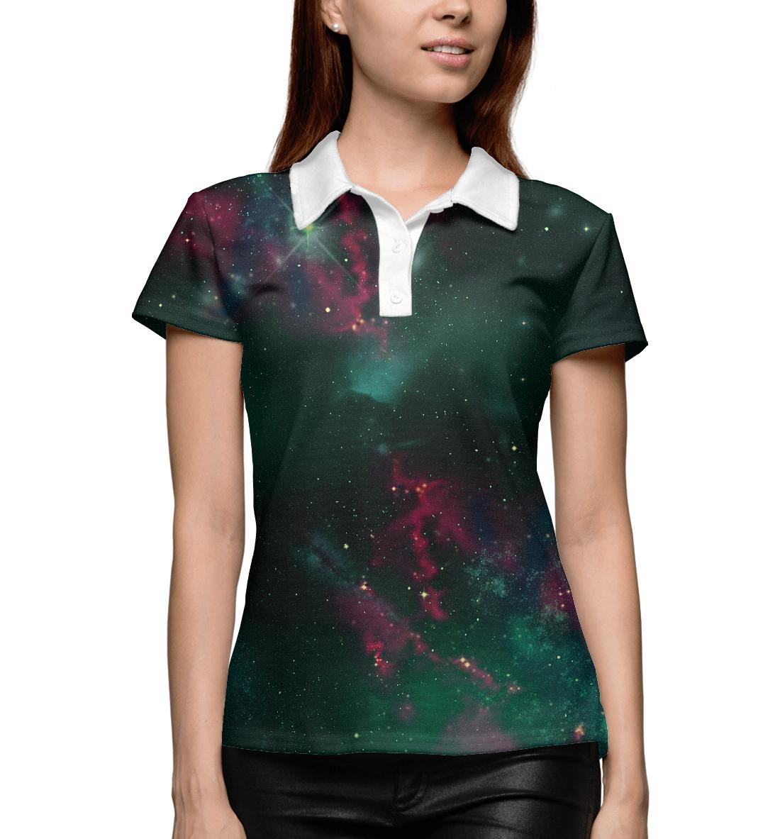 Купить Звёздный путь, Printbar, Поло, SPA-218743-pol-1