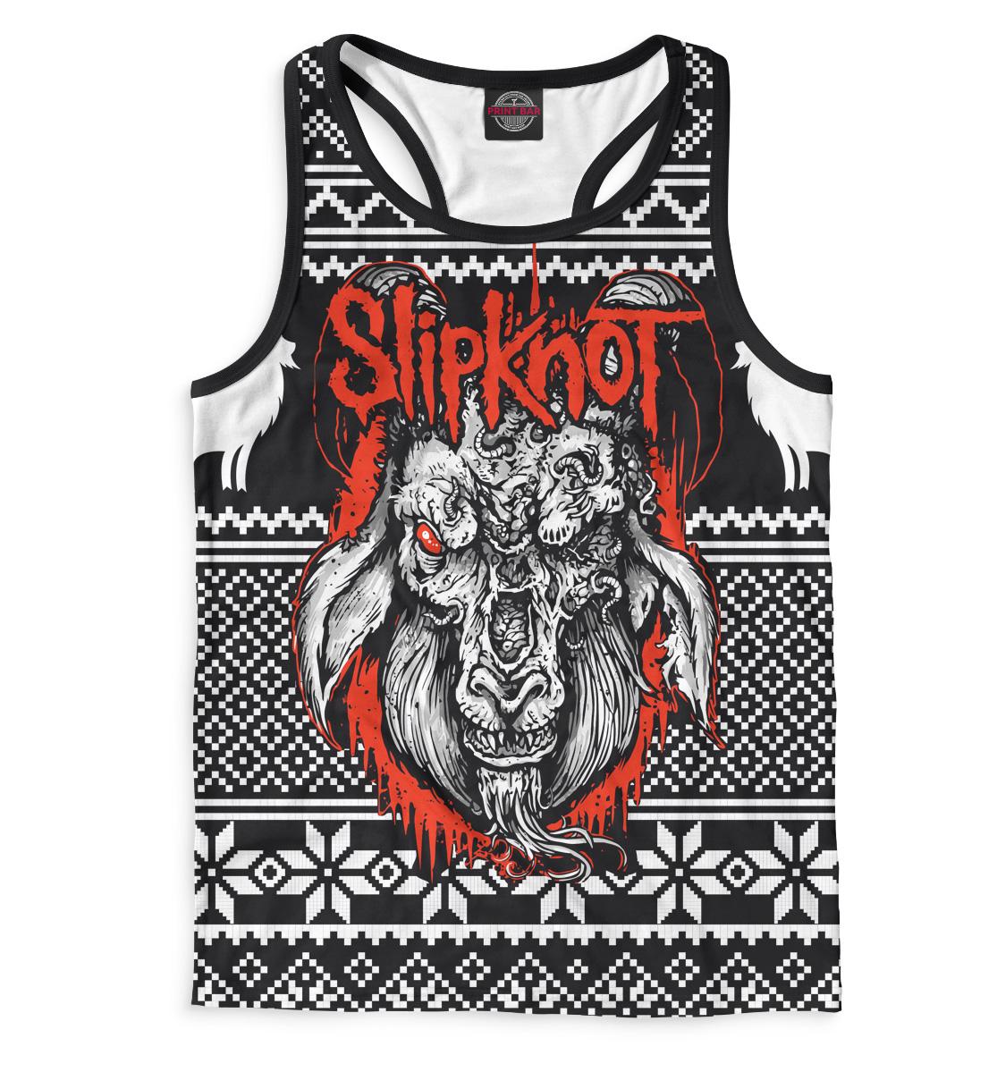Купить Slipknot, Printbar, Майки борцовки, SLI-546767-mayb-2