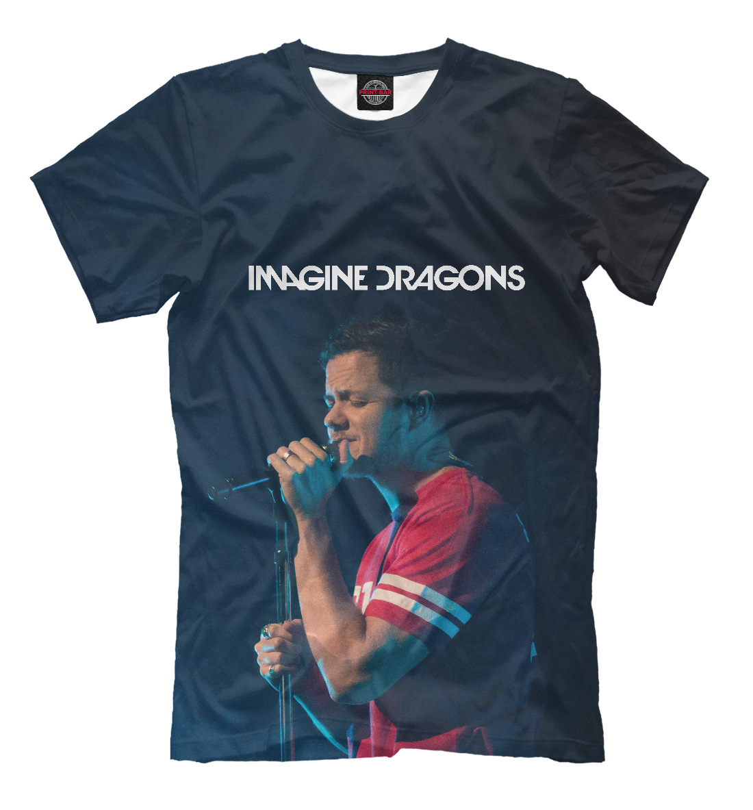 Купить Imagine Dragons, Printbar, Футболки, IMA-925804-fut-2