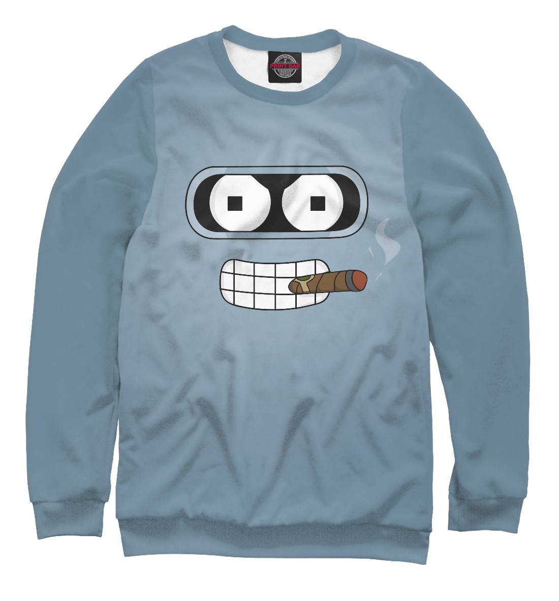 Купить Bender, Printbar, Свитшоты, FUT-921042-swi-2
