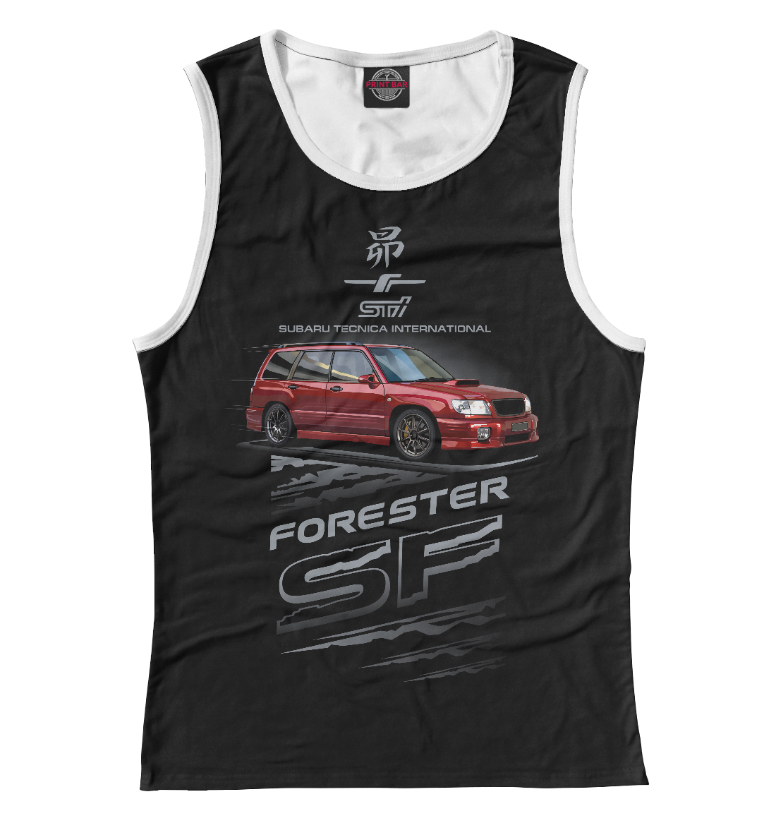 Forester sf3