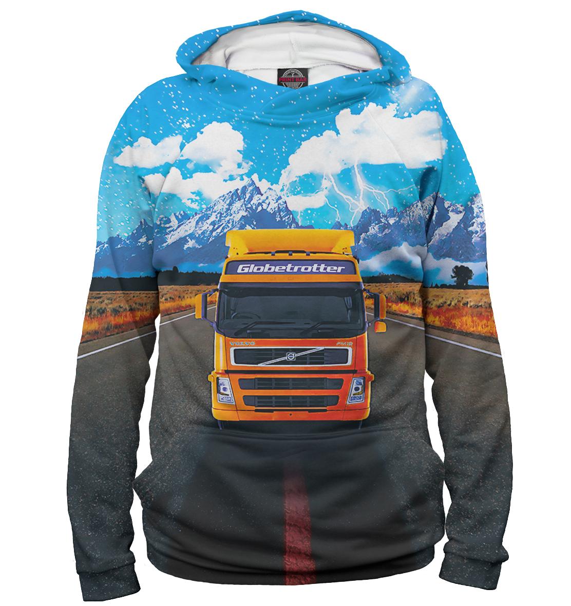 Купить Volvo, Printbar, Худи, GRZ-896925-hud-1