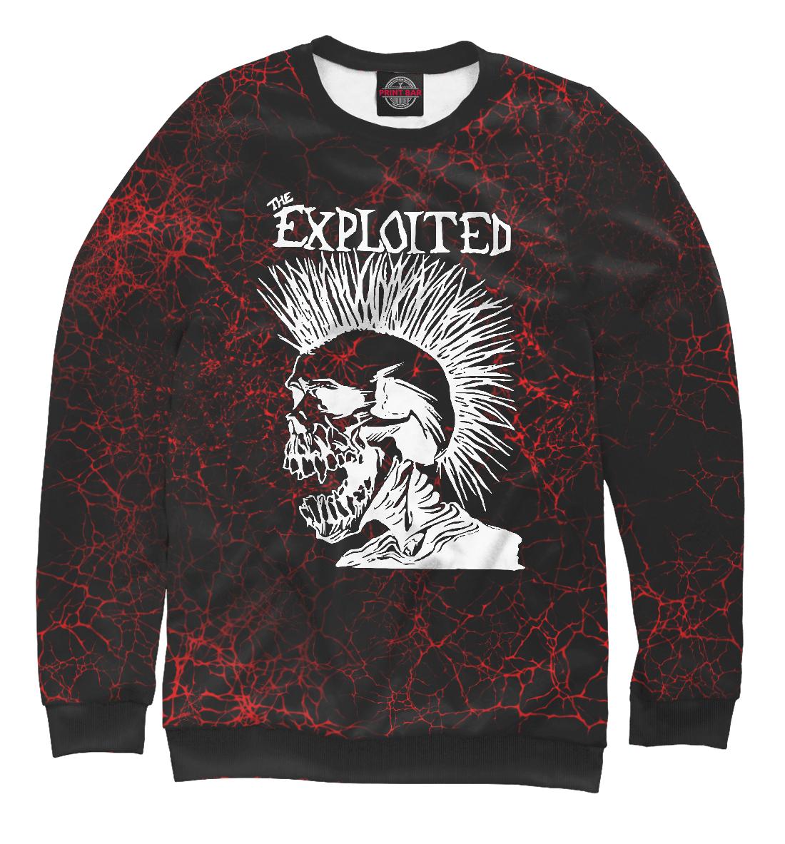 Купить The Exploited, Printbar, Свитшоты, TEX-767546-swi-1