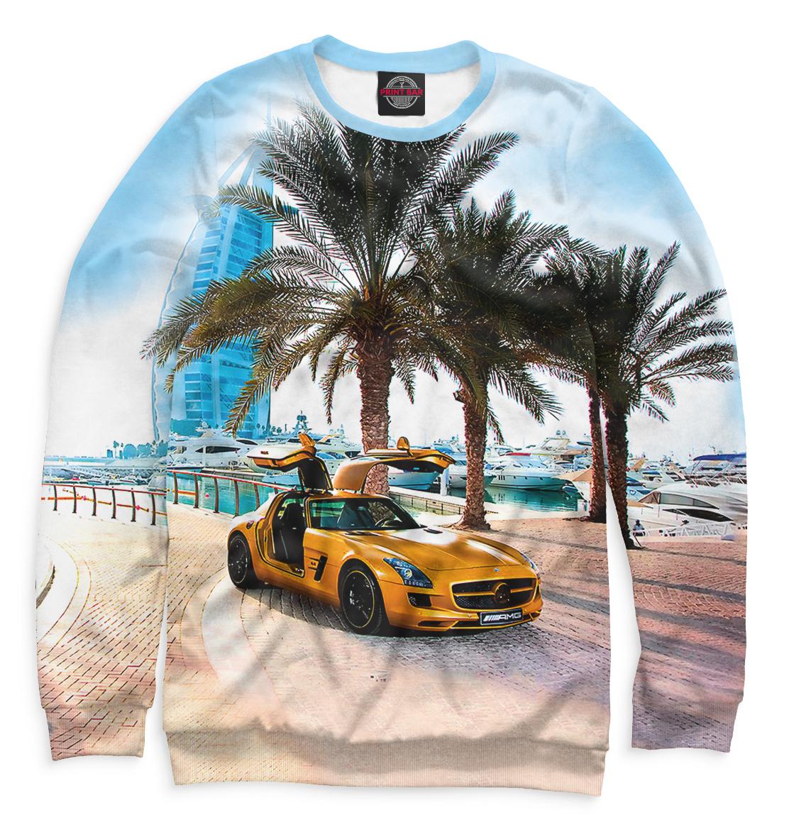Купить Mercedes-Benz, Printbar, Свитшоты, MER-481842-swi-1