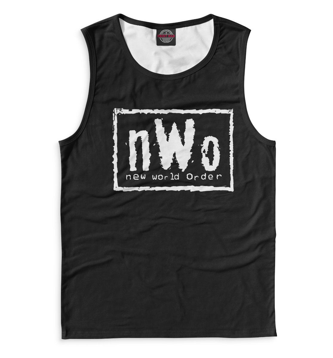 Фото - New World Order sean fay wolfe new order