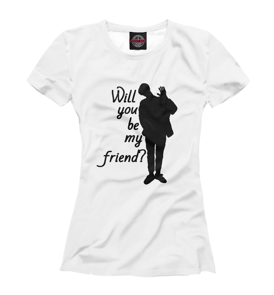 Will you be my friend? be water my friend