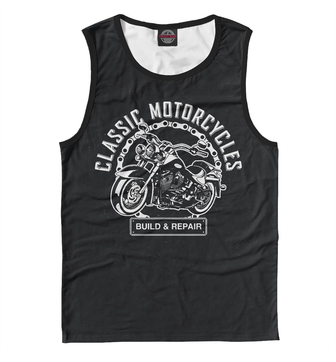 Купить Motorcycles, Printbar, Майки, MTR-990811-may-2