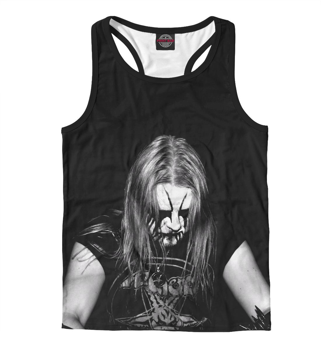 Купить Black Metal Ist Krieg, Printbar, Майки борцовки, MZK-322984-mayb-2
