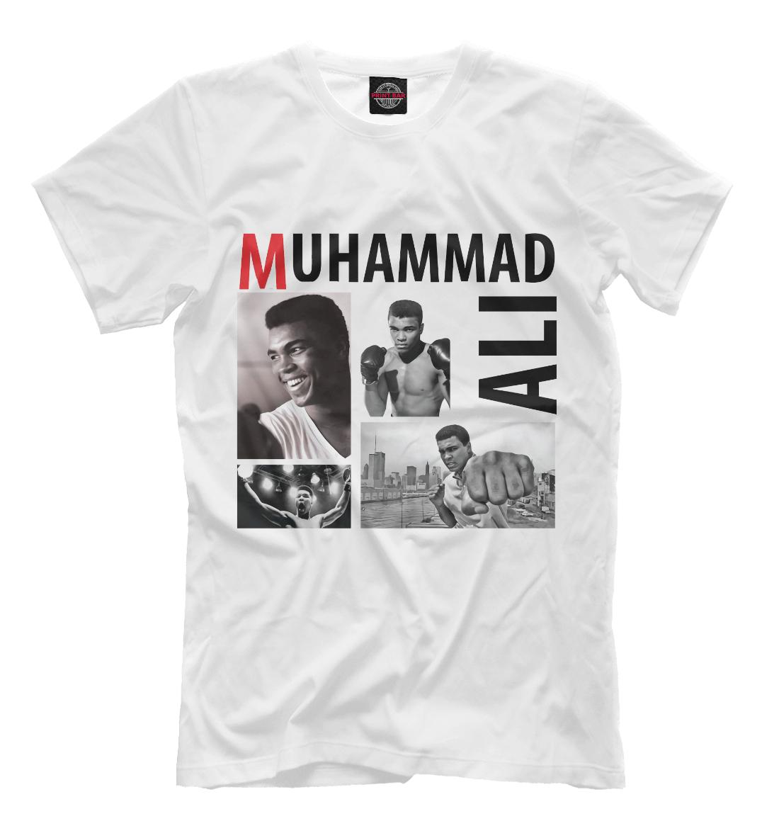 Купить Мухаммед Али, Printbar, Футболки, ALI-416851-fut-2
