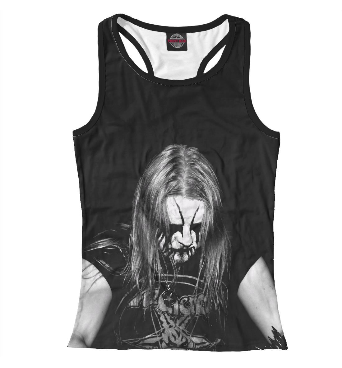 Купить Black Metal Ist Krieg, Printbar, Майки борцовки, MZK-322984-mayb-1