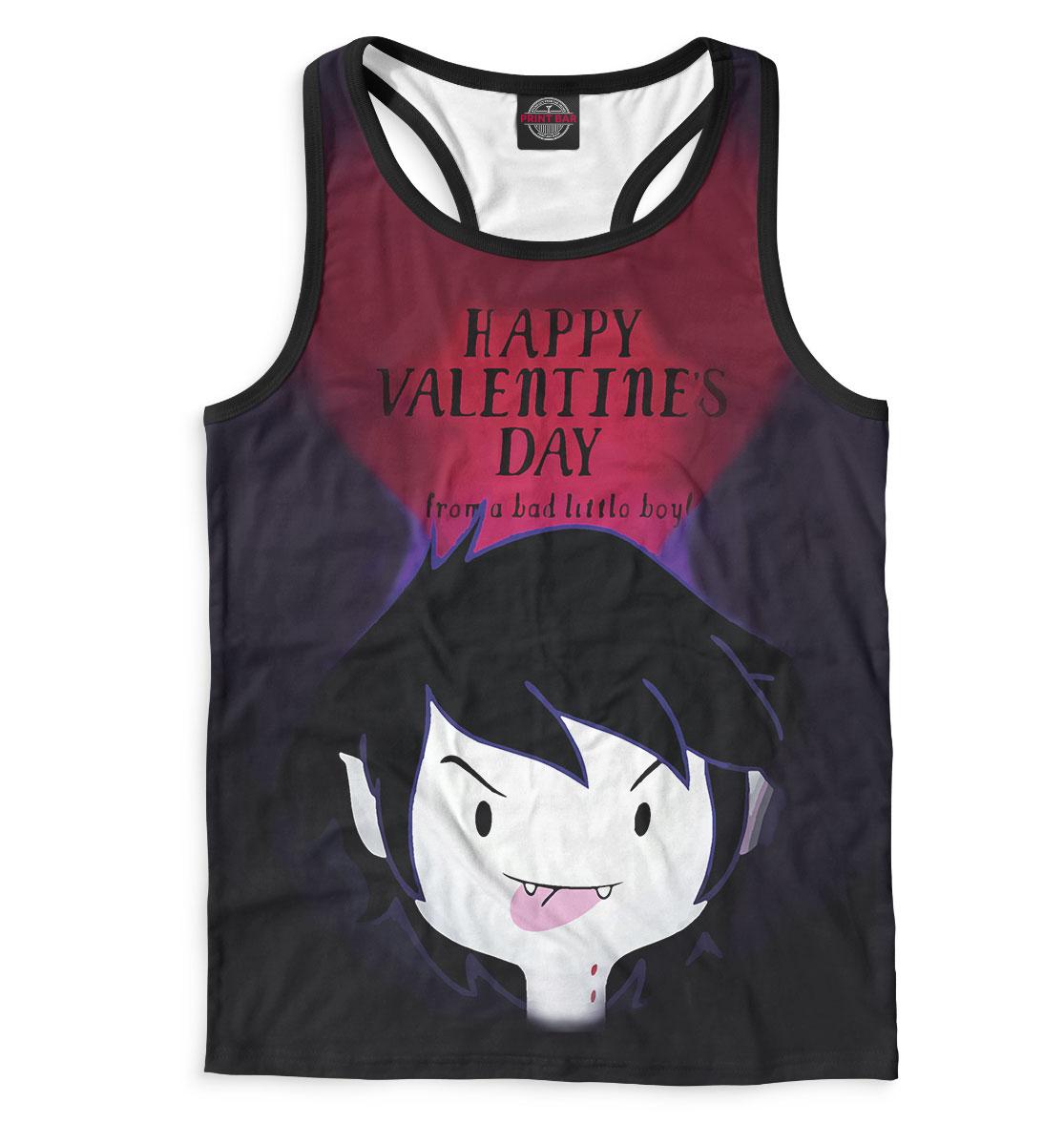 Купить Happy Valentine's Day, Printbar, Майки борцовки, 14F-972399-mayb-2