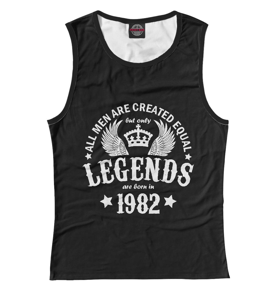 Купить 1982 - рождение легенды, Printbar, Майки, DVD-420578-may-1