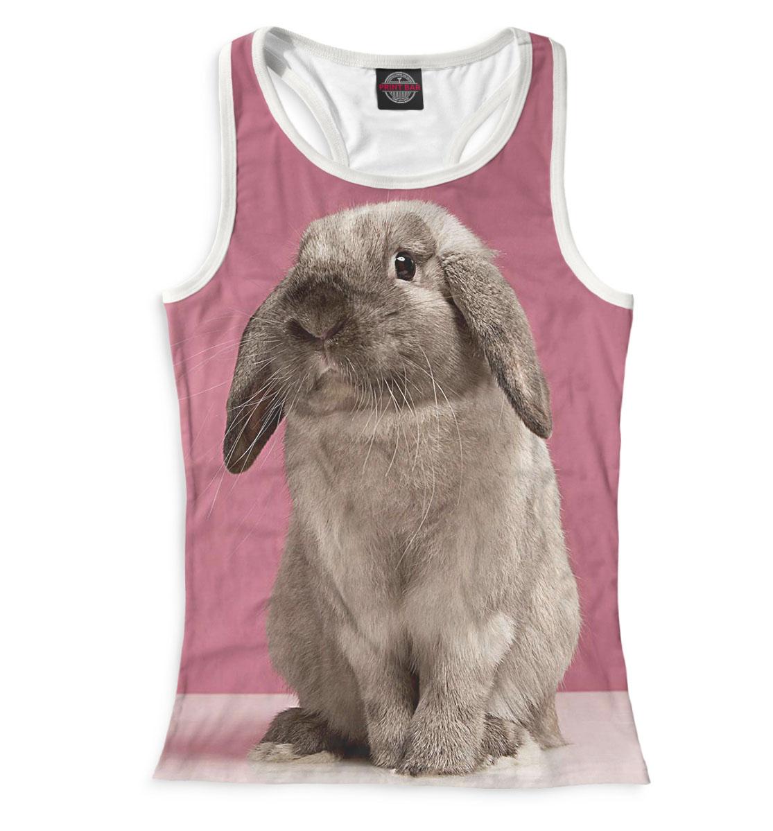 Купить Кролики, Printbar, Майки борцовки, RAB-748287-mayb-1