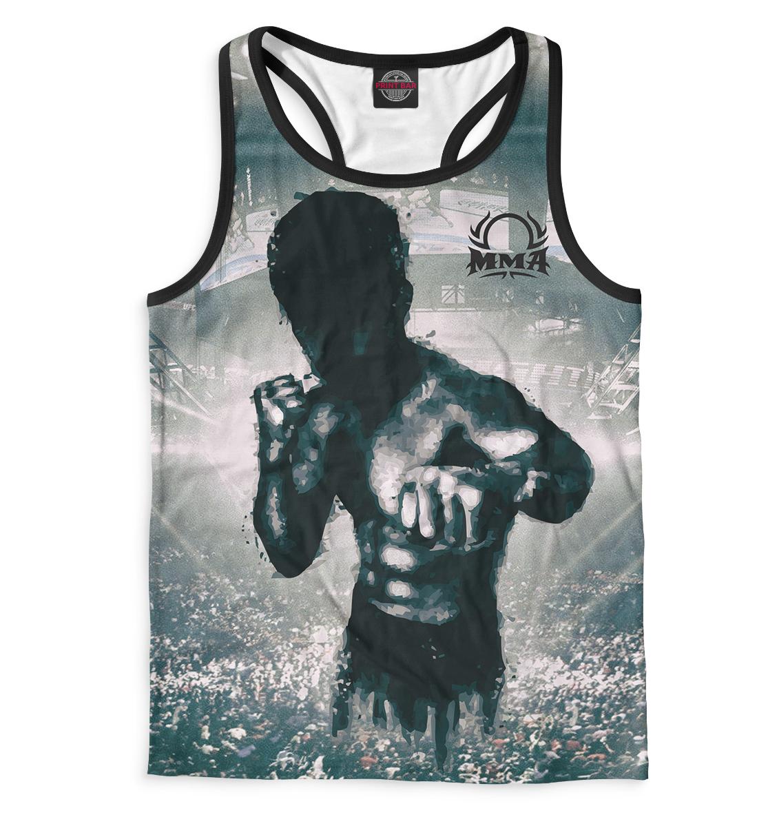Купить MMA, Printbar, Майки борцовки, EDI-372934-mayb-2