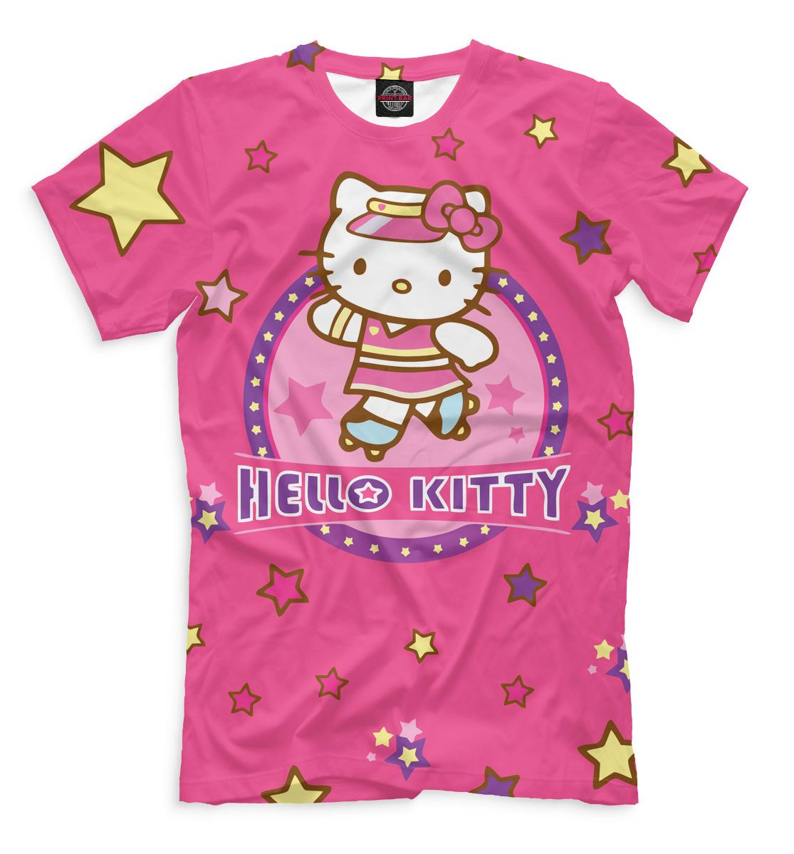 Купить Hello Kitty, Printbar, Футболки, HLK-610332-fut-2
