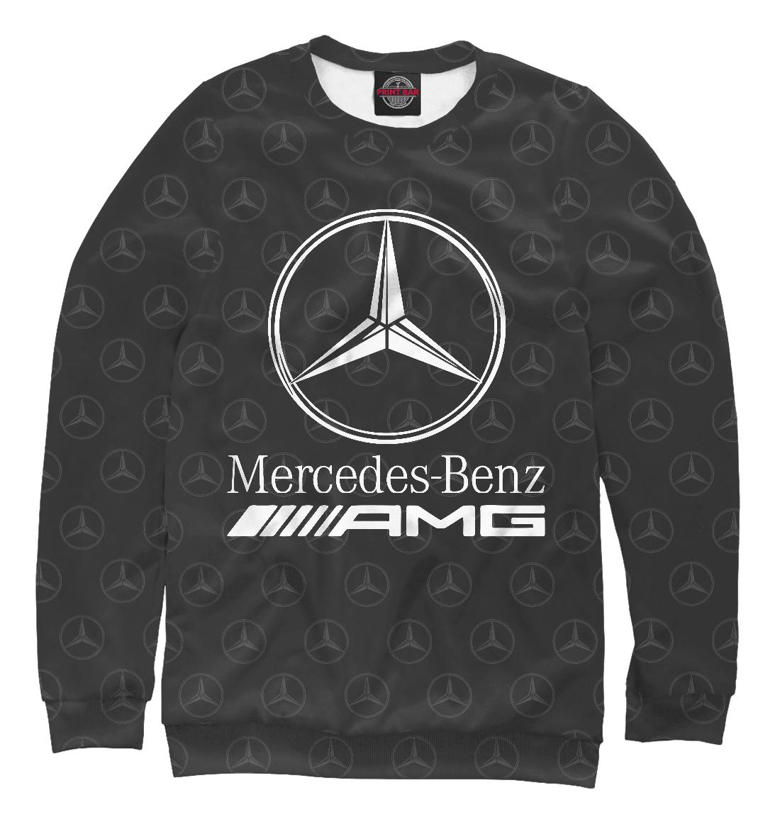 Купить Mercedes-Benz AMG Premium, Printbar, Свитшоты, MER-425413-swi-1