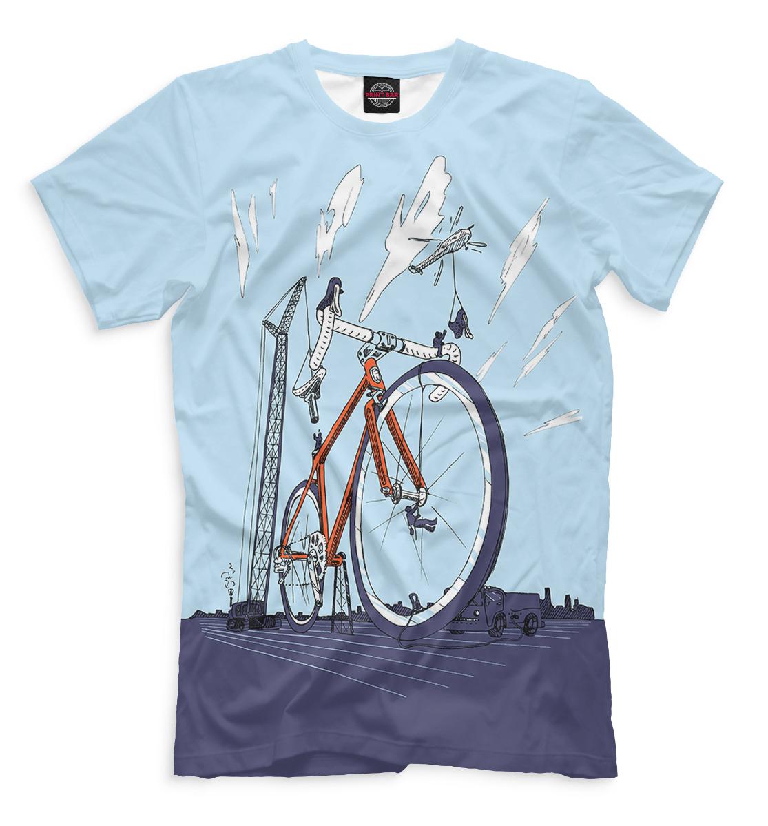Строительство велосипеда