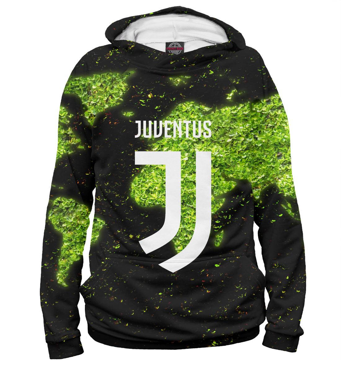 Juventus in World, Printbar, Худи, JUV-682483-hud-2  - купить со скидкой