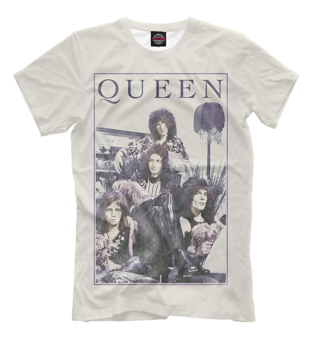 Купить Queen, Printbar, Футболки, QUE-777833-fut-2
