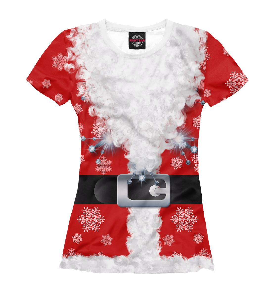 Купить Дед мороз, Printbar, Футболки, CST-773312-fut-1