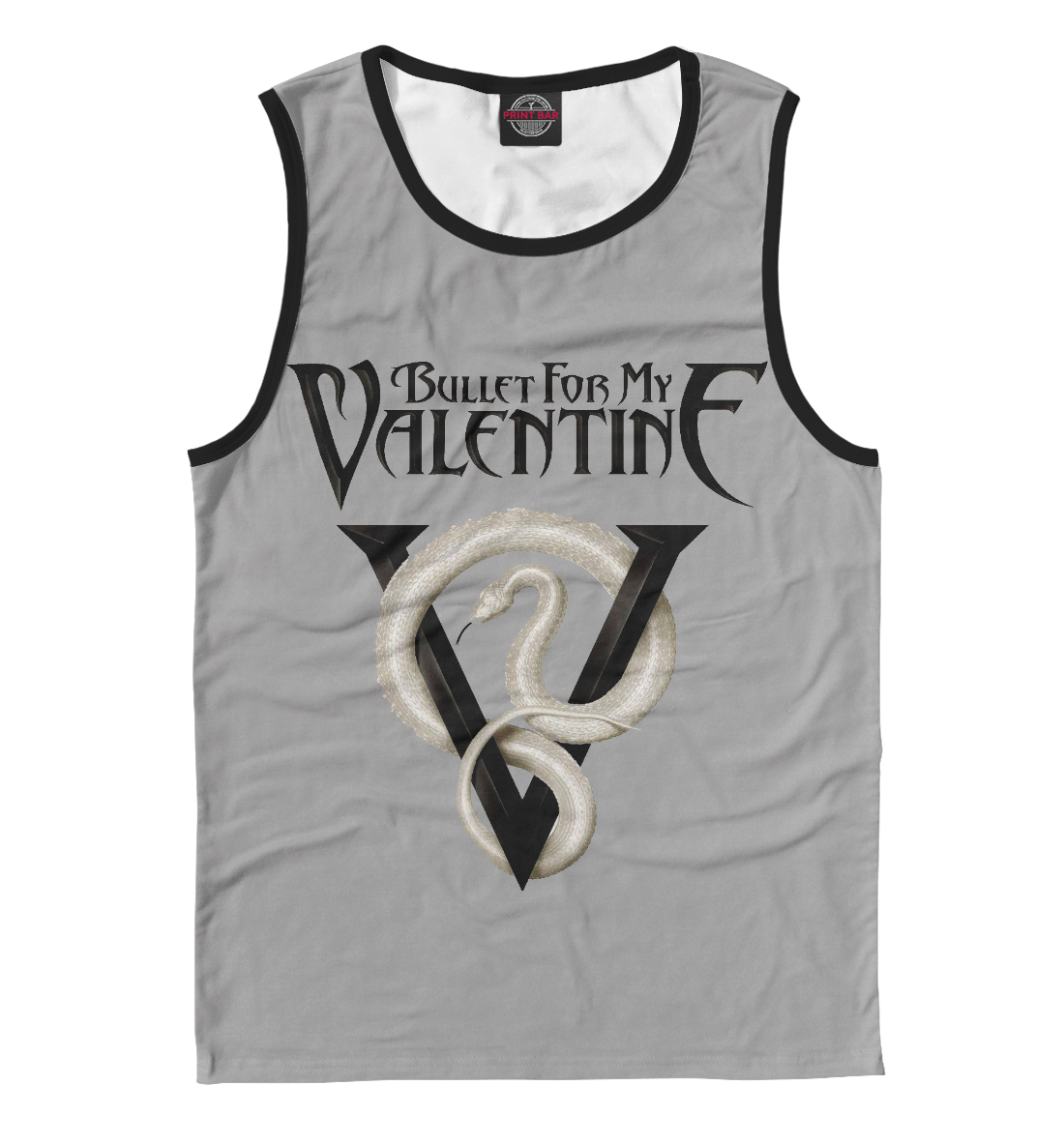 Купить Bullet for My Valentine Venom, Printbar, Майки, BMV-399029-may-2