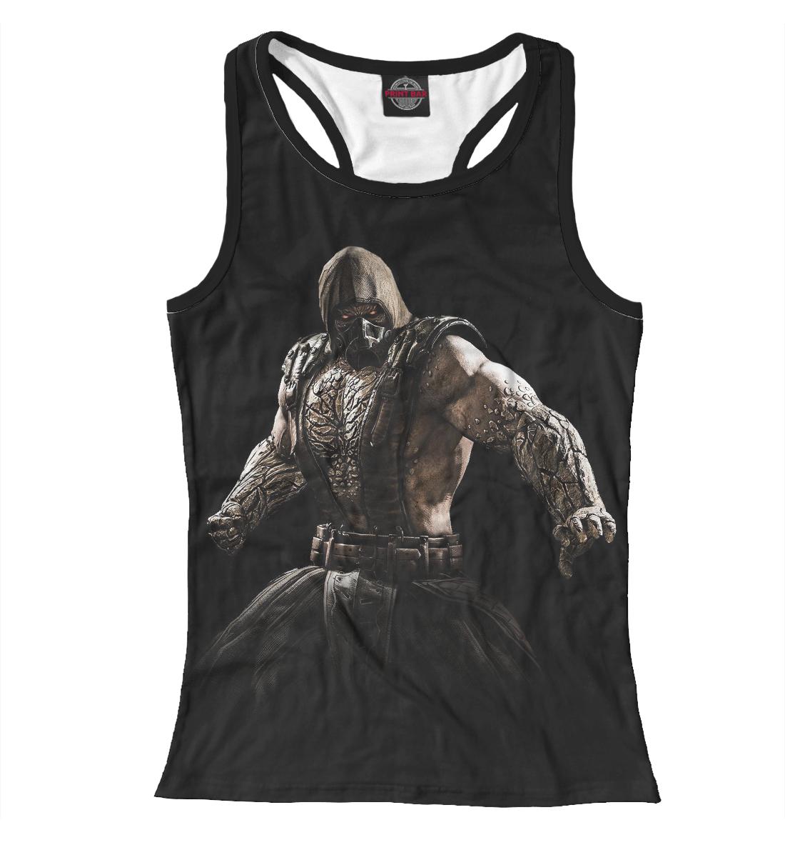 Купить Mortal Kombat, Printbar, Майки борцовки, MKB-555922-mayb-1