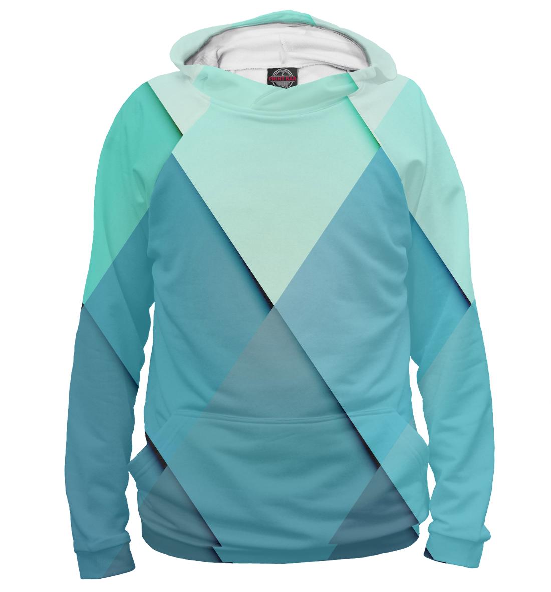 Azure rhombuses