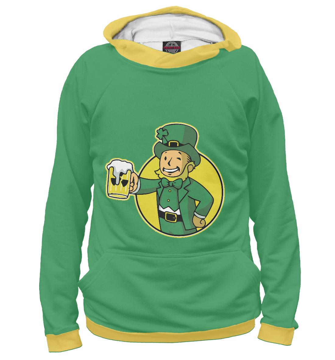 Irish Vault Boy (St. Patrick)