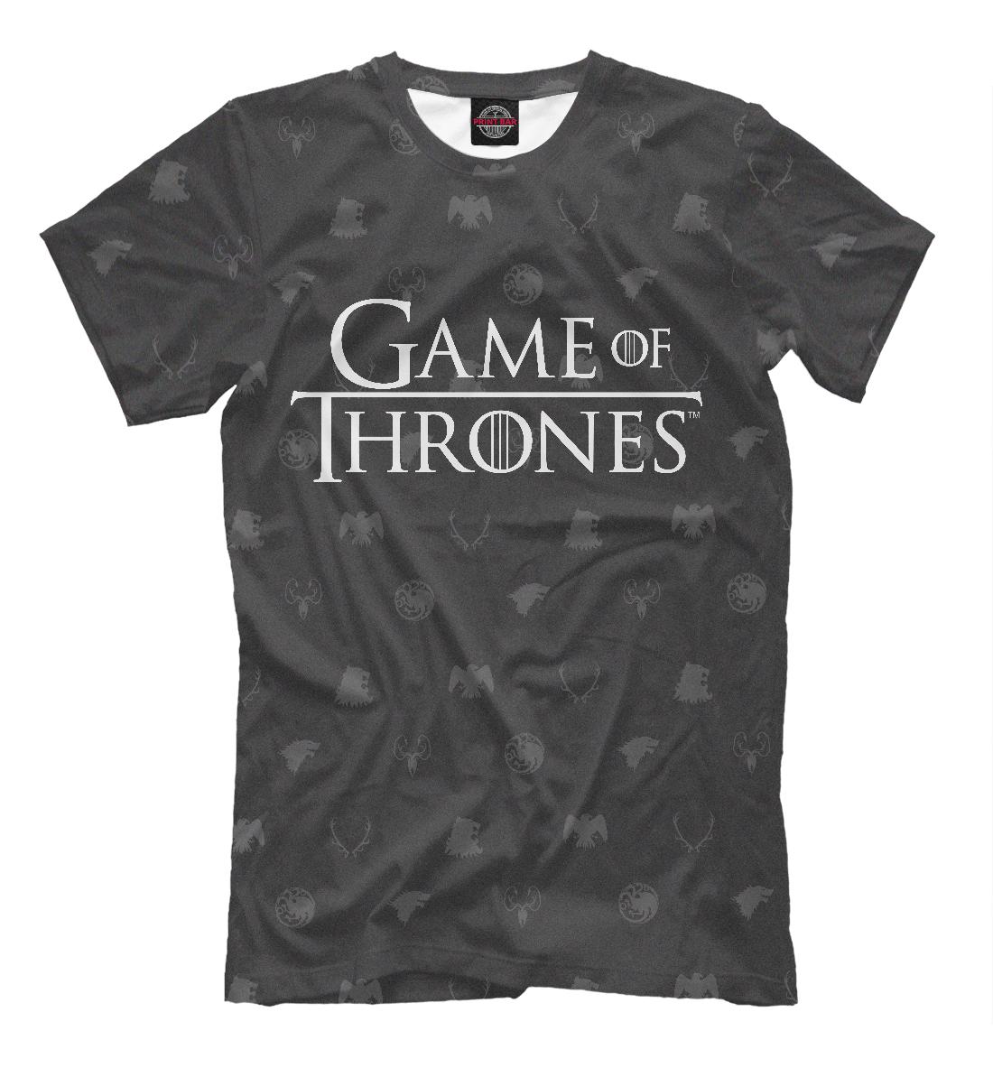 Купить Game of Trones, Printbar, Футболки, IGR-774215-fut-2
