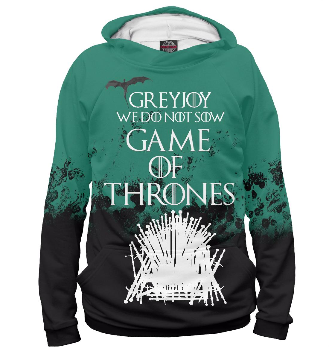 Купить Game of thrones-Greyjoy, Printbar, Худи, IGR-387337-hud-1