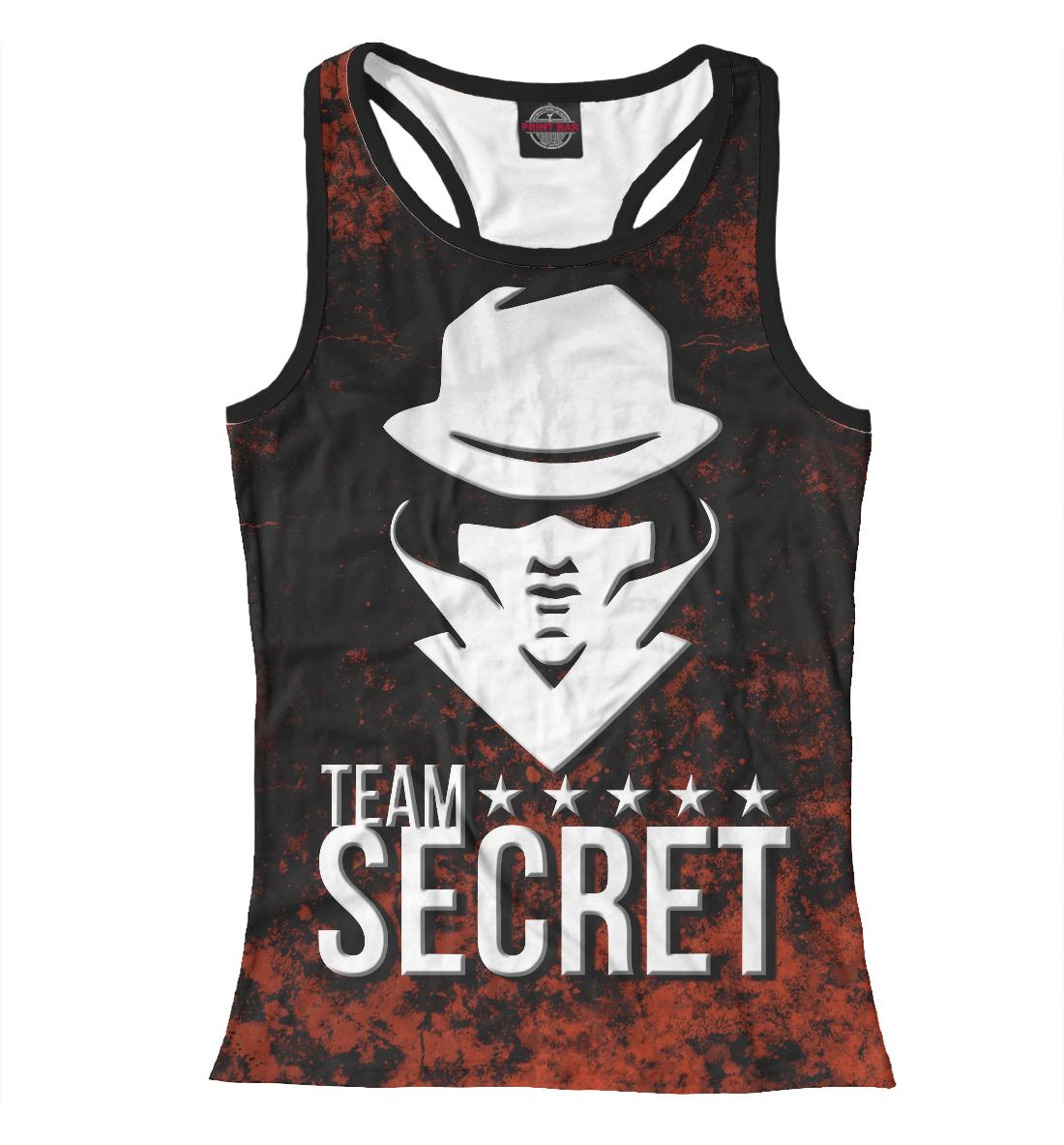 Купить Team Secret, Printbar, Майки борцовки, CBS-889792-mayb-1