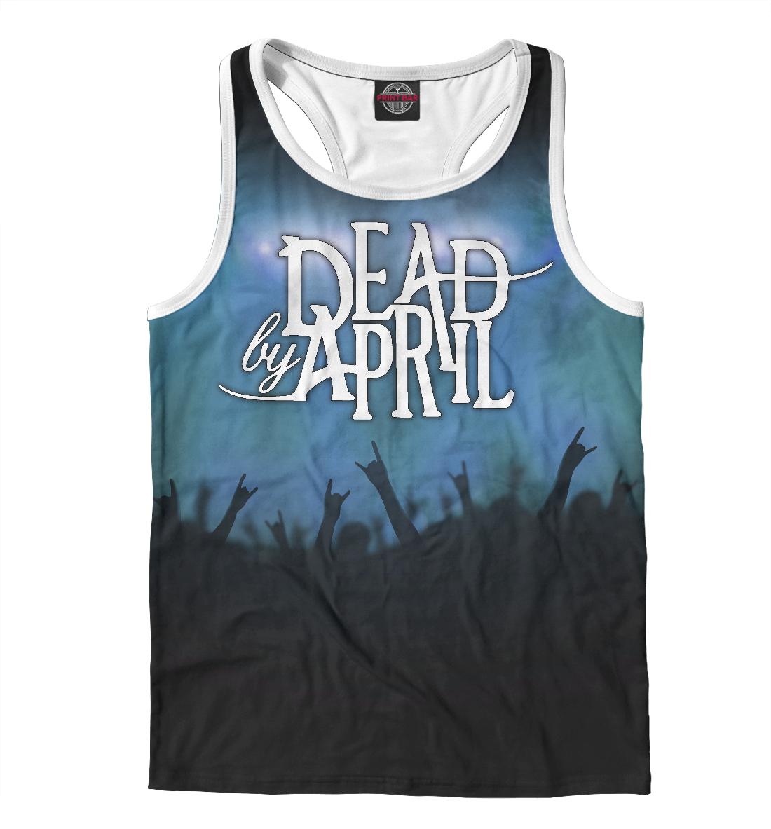 Купить Dead by April, Printbar, Майки борцовки, DBA-986007-mayb-2