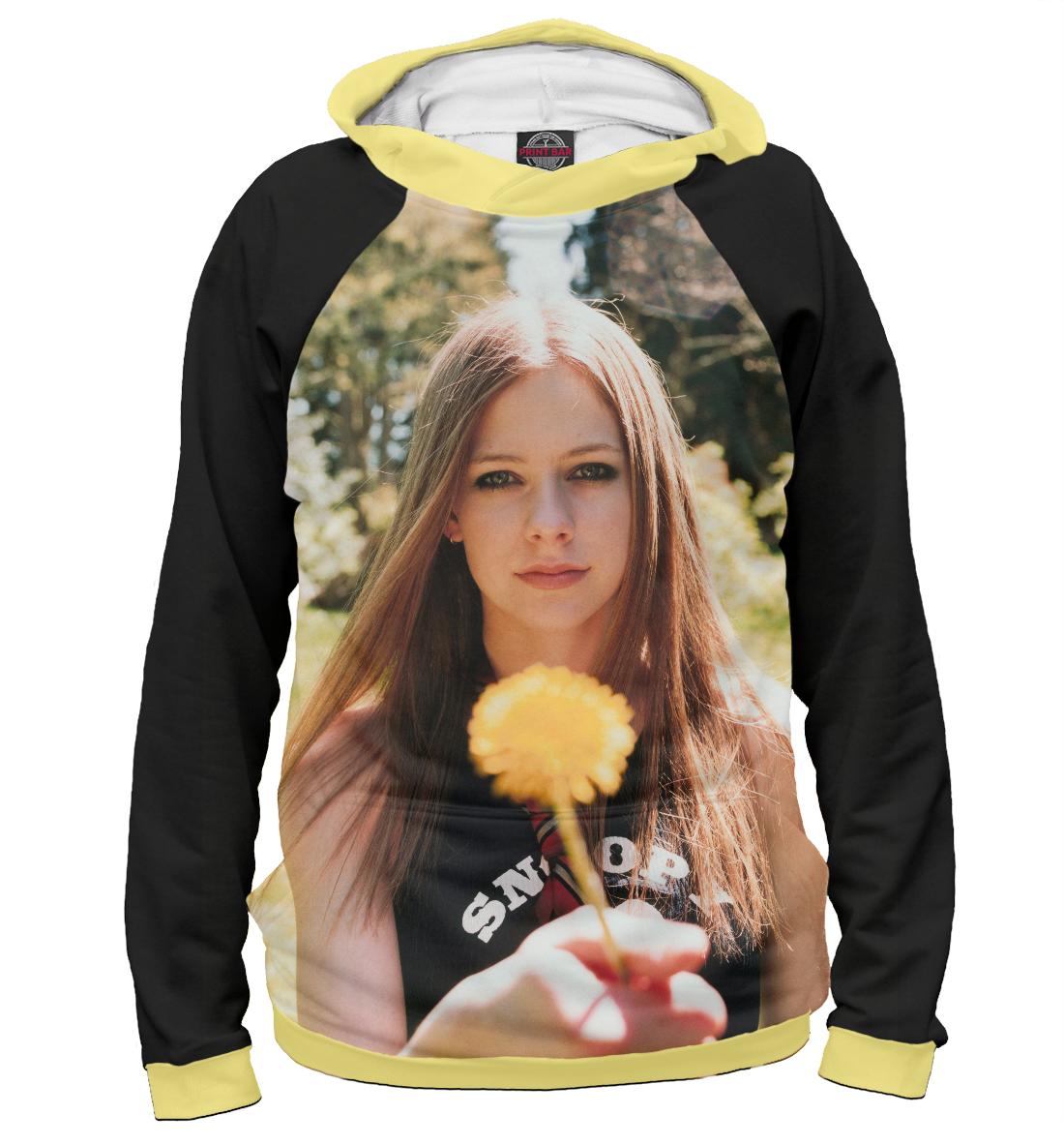Купить Young Avril Lavigne, Printbar, Худи, MZK-732876-hud-1