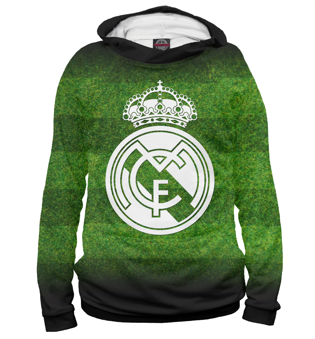 Купить Real Madrid, Printbar, Худи, REA-201425-hud-1