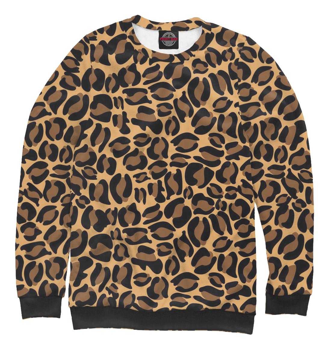 Купить Леопардовый окрас, Printbar, Свитшоты, OKR-546393-swi-1