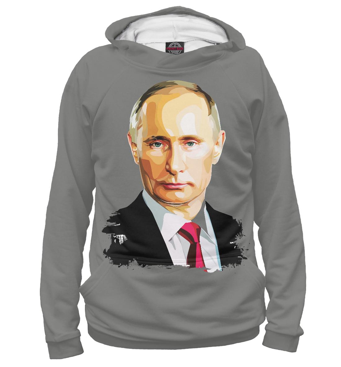 Купить Путин В.В., Printbar, Худи, PUT-905313-hud-2