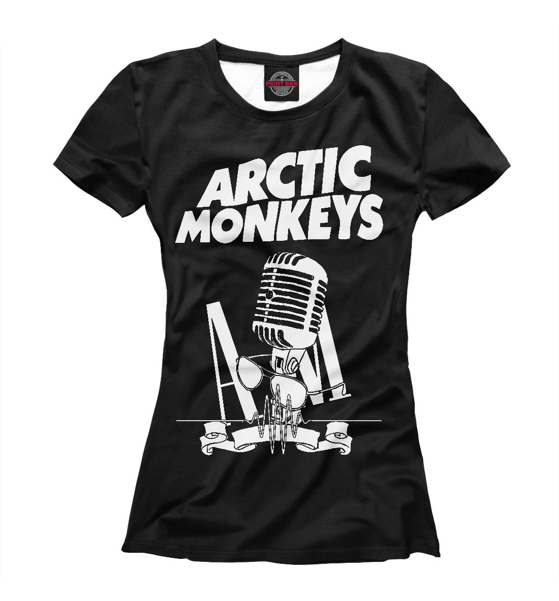 Купить Arctic Monkeys, Printbar, Футболки, AMK-917653-fut-1