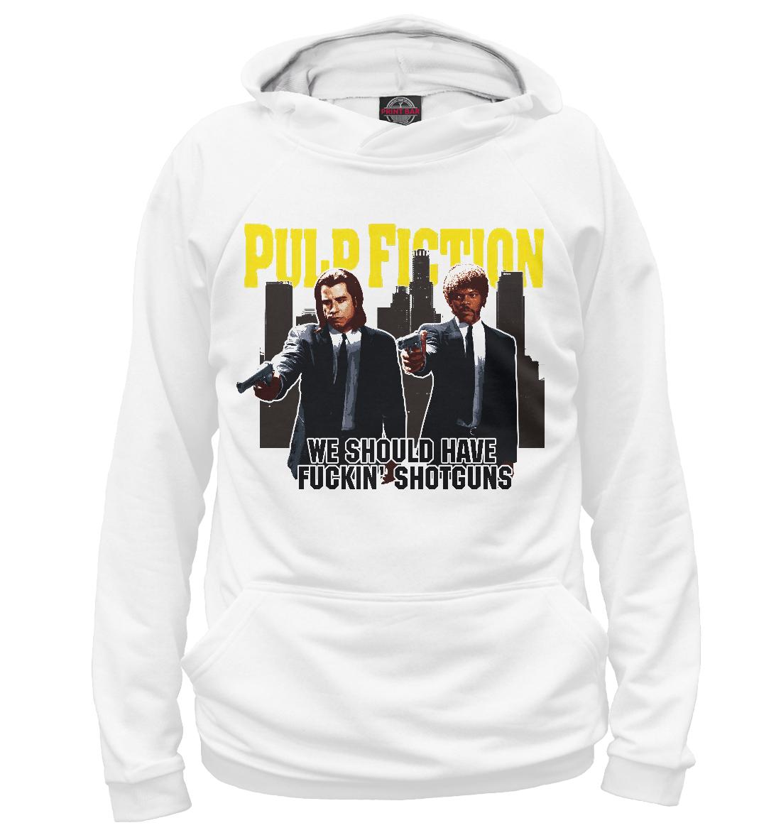 Купить Pulp Fiction (криминально чтиво), Printbar, Худи, KML-457093-hud-2