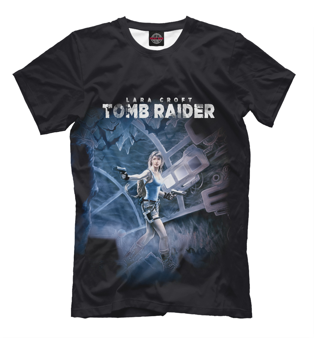 Купить Tomb Raider 2018, Printbar, Футболки, TBR-700533-fut-2