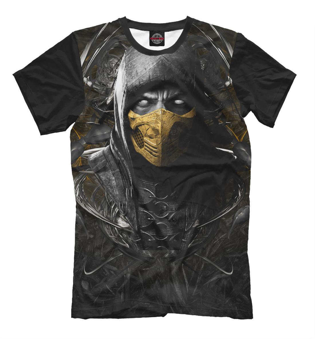 Купить Mortal Kombat X, Printbar, Футболки, MKB-521878-fut-2