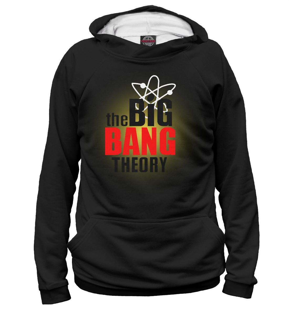 Купить The Big Bank Theory, Printbar, Худи, TEO-101755-hud-1