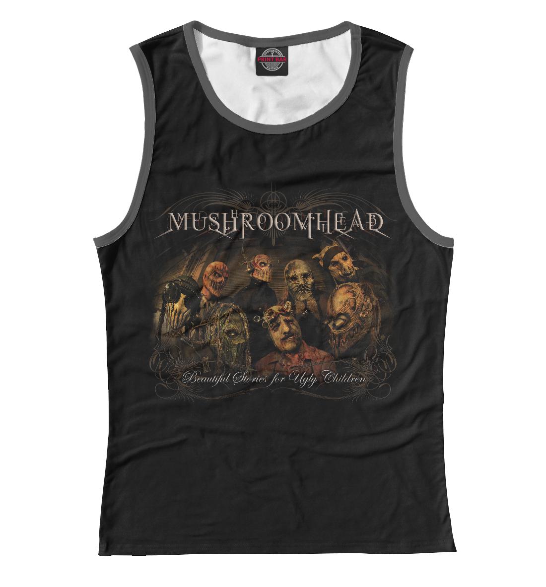 Купить Mushroomhead, Printbar, Майки, MZK-151499-may-1