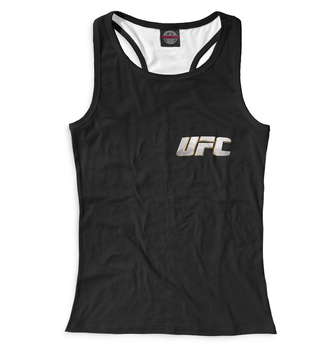UFC, Printbar, Майки борцовки, MNU-334626-mayb-1  - купить со скидкой