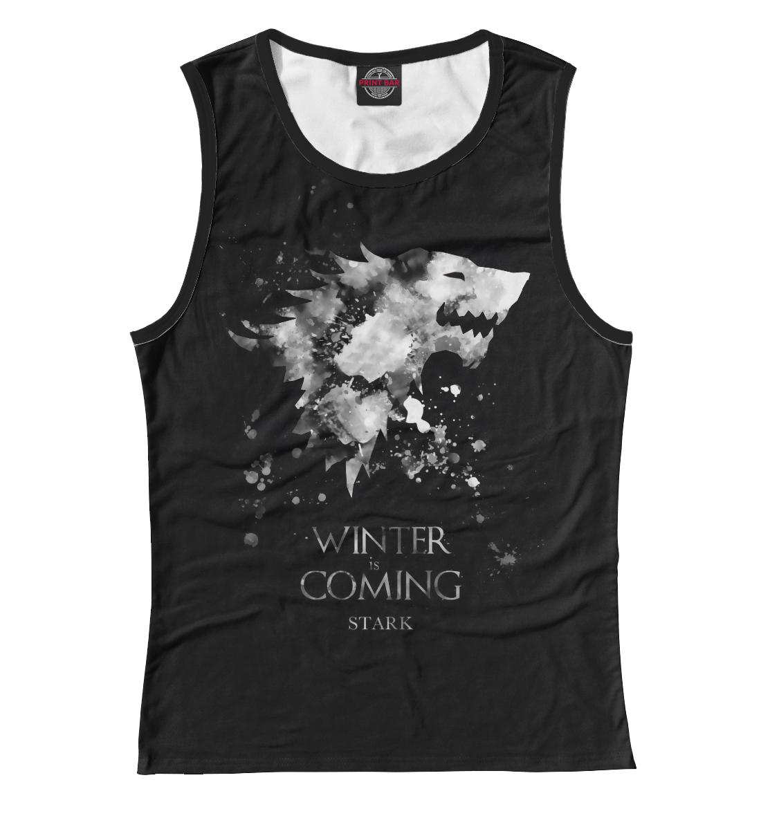 Купить Winter Is Coming, Printbar, Майки, IGR-527330-may-1