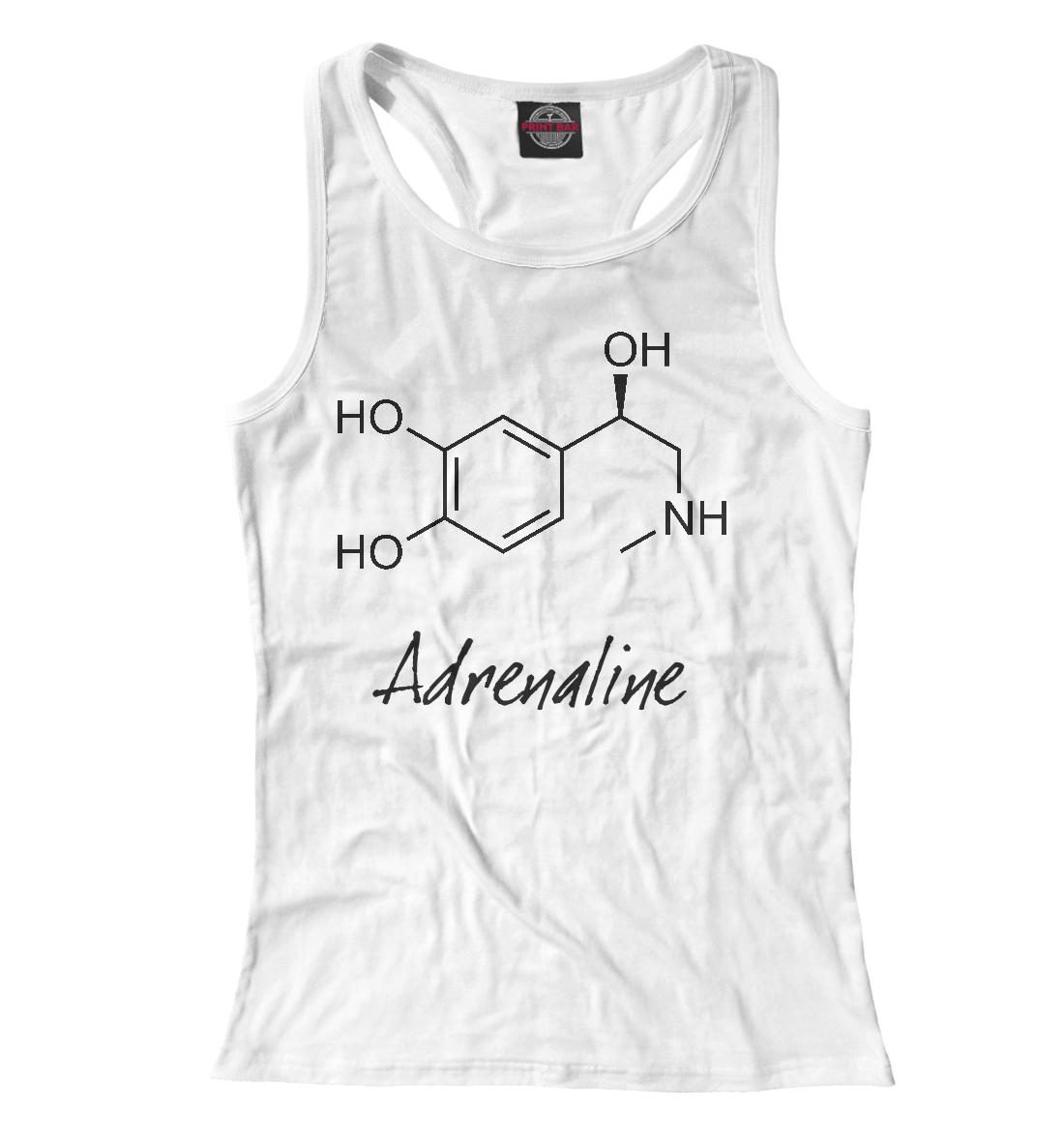 Купить Химия Адреналин, Printbar, Майки борцовки, APD-946292-mayb-1