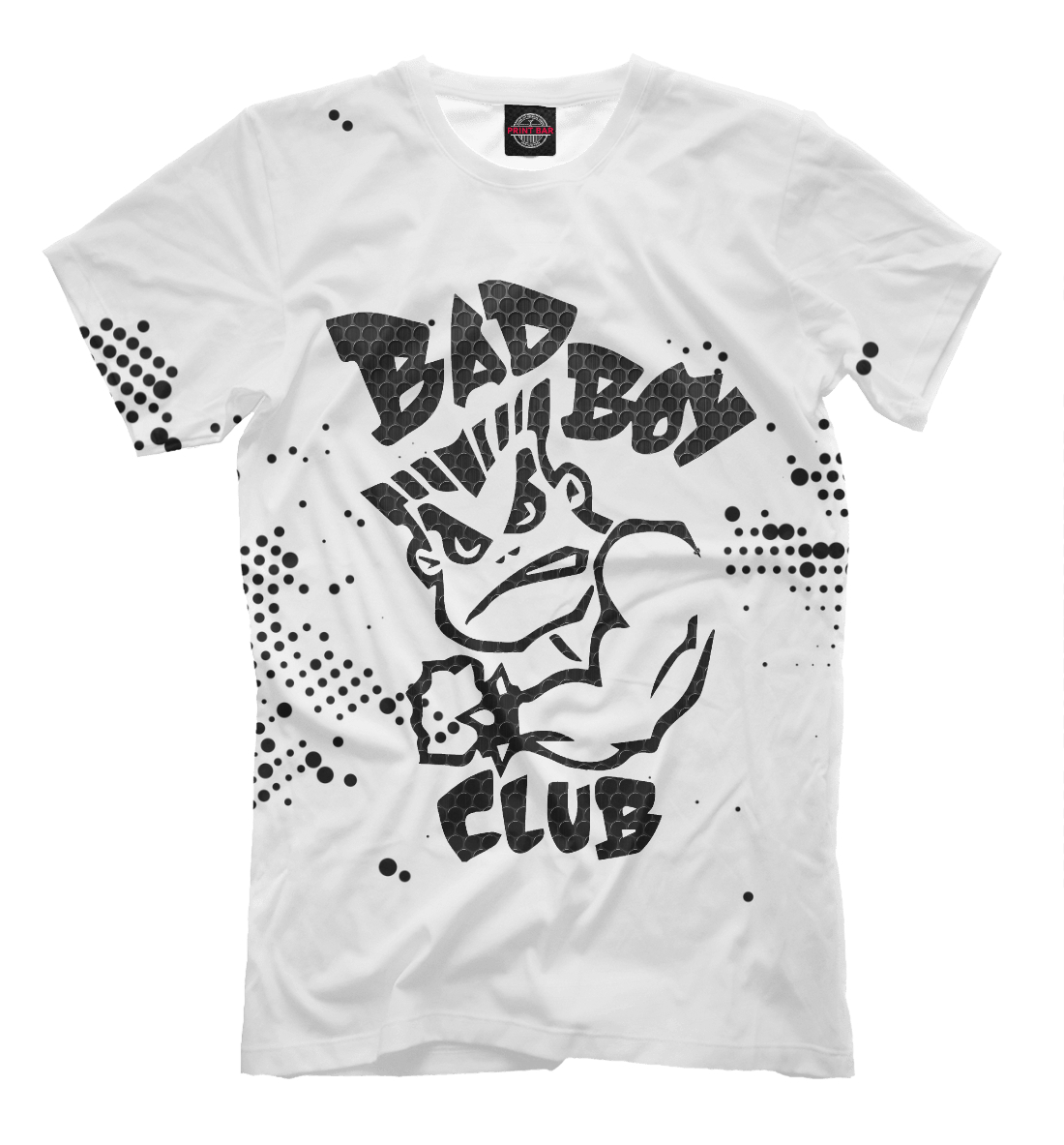 Купить Bad Boy Club, Printbar, Футболки, APD-553985-fut-2