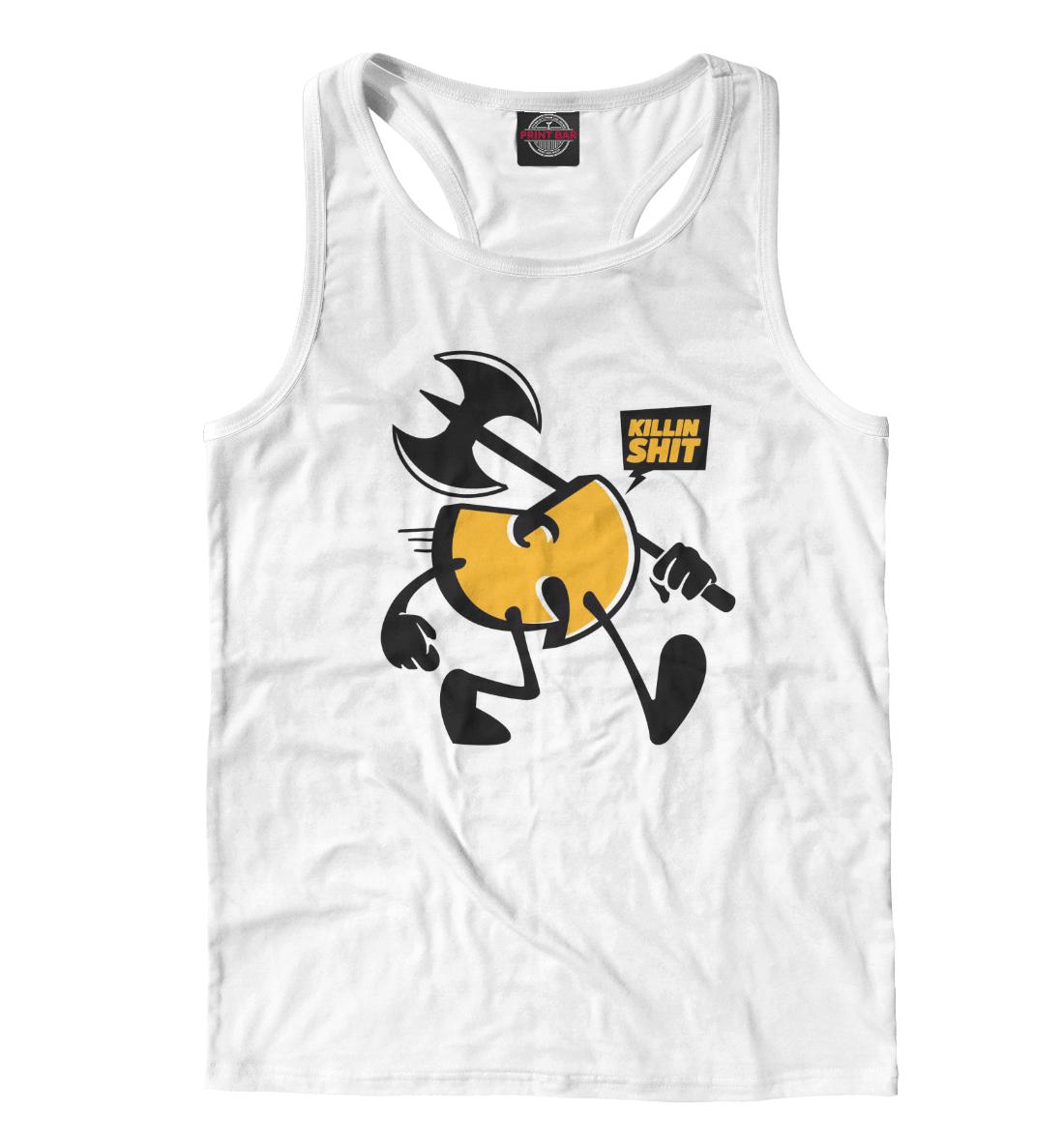 Купить Wu-Tang Clan, Printbar, Майки борцовки, WTK-473778-mayb-2
