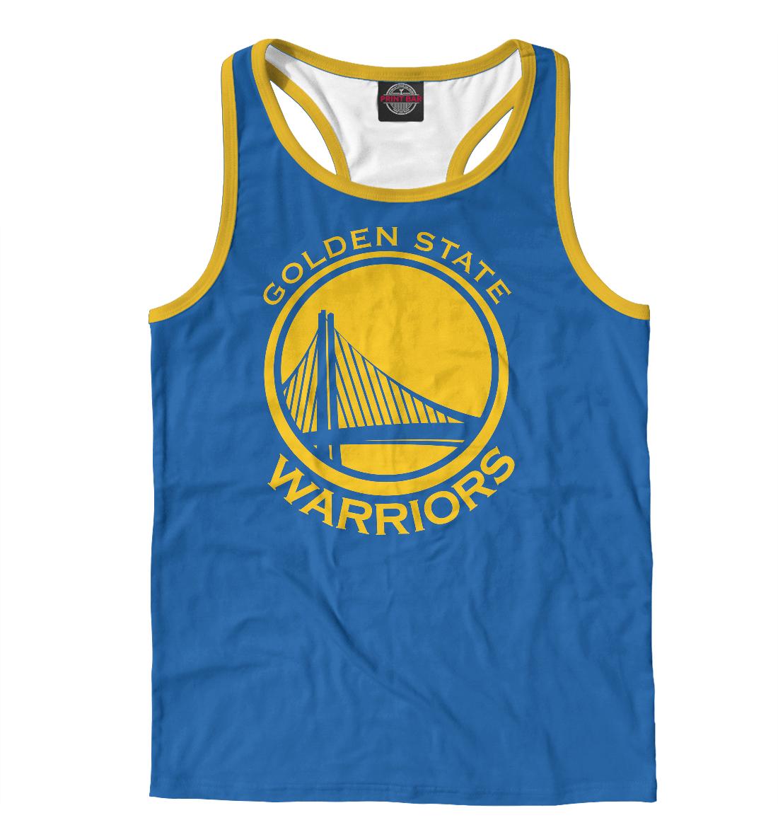Купить Golden State Warriors, Printbar, Майки борцовки, NBA-677168-mayb-2