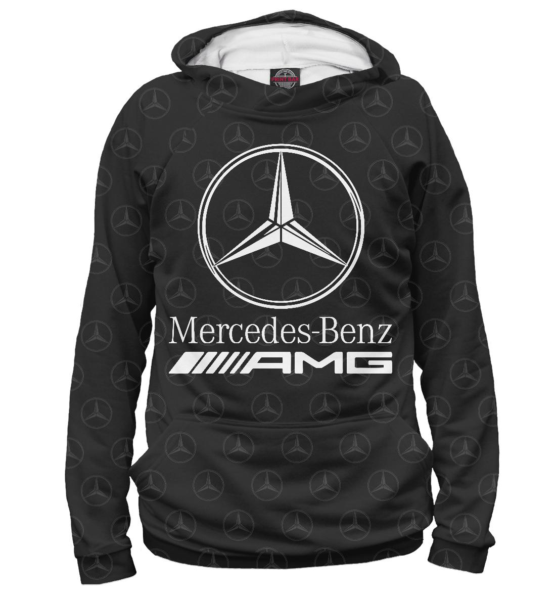 Купить Mercedes-Benz AMG Premium, Printbar, Худи, MER-425413-hud-2