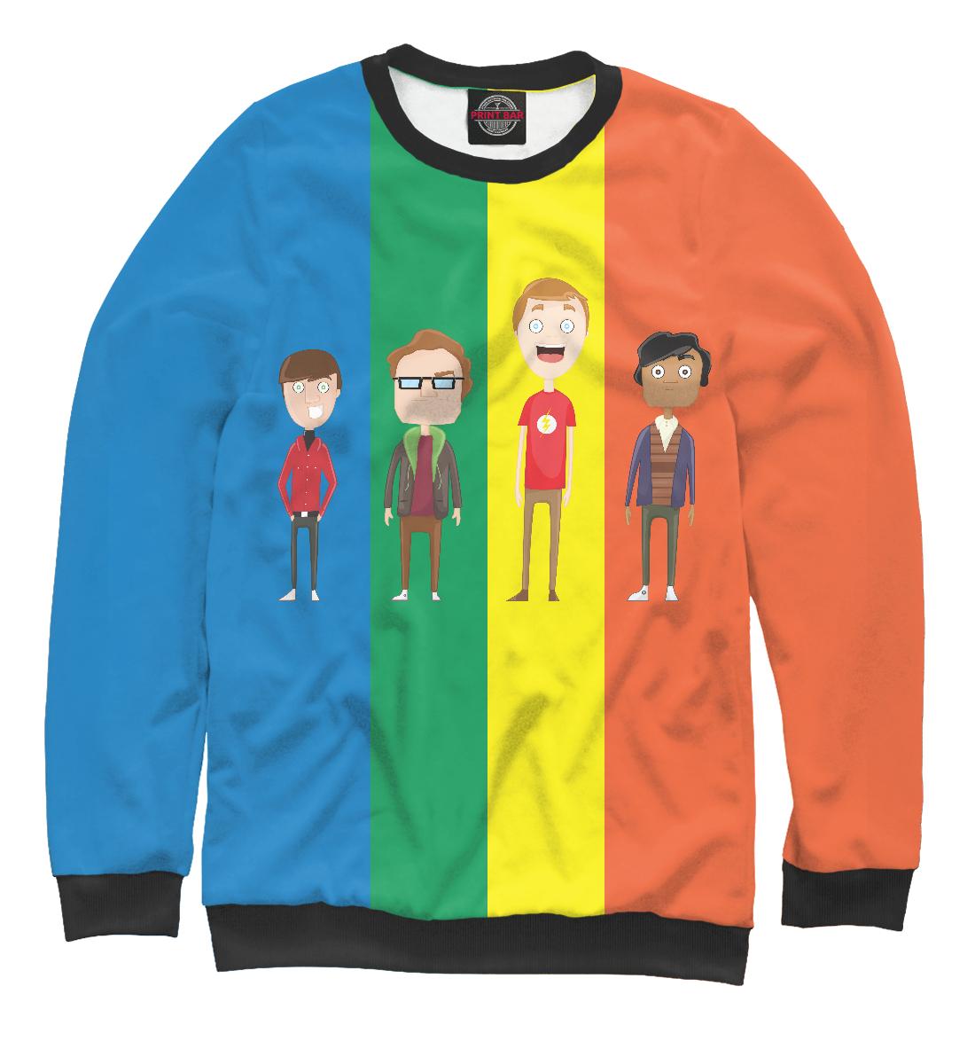 Купить Big Bang Theory, Printbar, Свитшоты, TEO-471164-swi-1